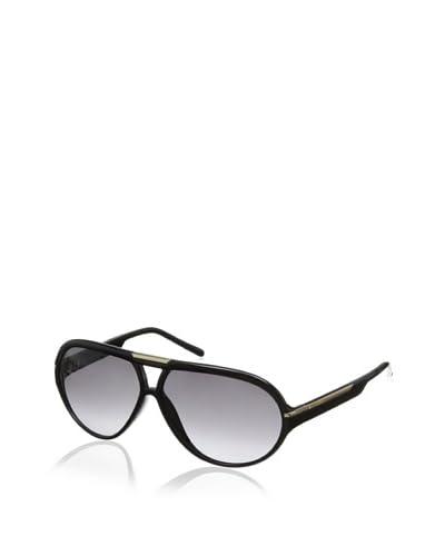 Givenchy Women's SGV731 Sunglasses, Shiny Black