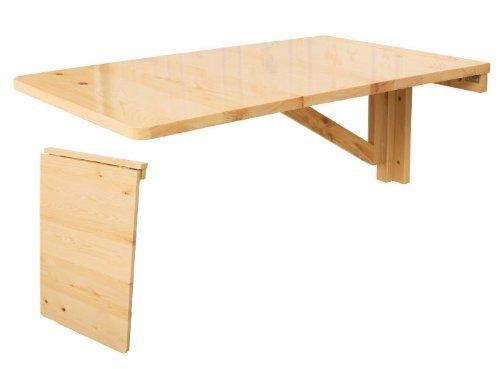Table murale rabattable  les bons plans de Micromonde -> Table Pour Télé Murale