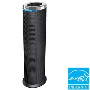 therapure air purifier with uv light and permanent hepa type filter. Black Bedroom Furniture Sets. Home Design Ideas