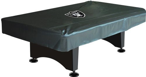 NFL Oakland Raiders Pool Table Cover at Amazon.com