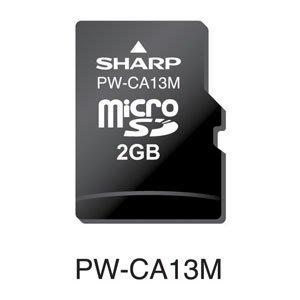 Sharp Electronic Dictionary Sharp (Brain) Corresponding Additional Content [Version] Micro Sd Card German Dictionary (Voice-Enabled) Pw-Ca13M (Japan Import)