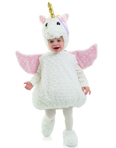 Underwraps White Baby Unicorn Costume