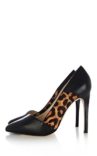 Leopard pony pump