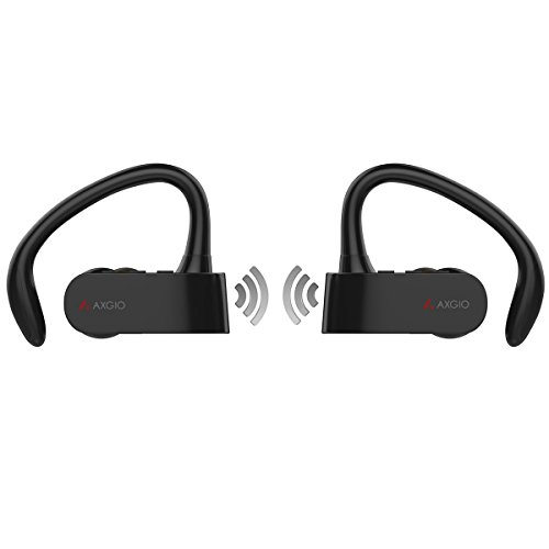 axgio wireless earbuds dash cordless running jogging bluetooth headphones v4 1 for iphone 7. Black Bedroom Furniture Sets. Home Design Ideas