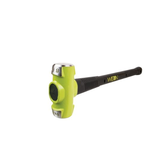 Wilton 20836 8 lb. BASH Sledge Hammer with 36-in Unbreakable Handle