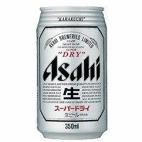 【Amazonの商品情報へ】アサヒ スーパードライ350ml×24缶  【1注文につき3ケース迄】