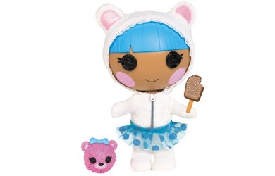 Lalaloopsy Littles Doll - Bundles Snuggle Stuff