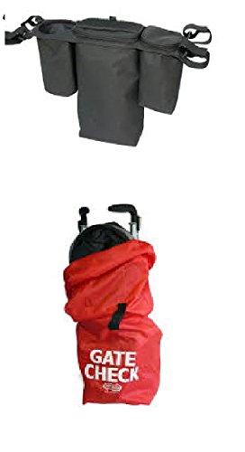 jl-childress-bundle-gate-mostra-borsa-per-passeggini-ombrello-e-deluxe-passeggino-console-2-dotazion