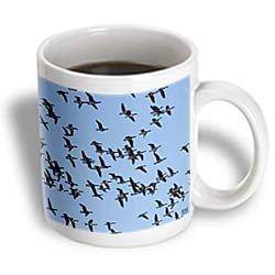 Canada Geese, Branta canadensis - 11oz Mug