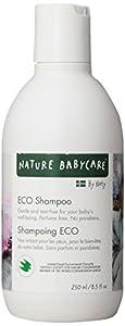 Naty by Nature Babycare Öko Shampoo - Reinigt und pflegt empfindliches Haar, 2er Pack (2 x 250 ml)