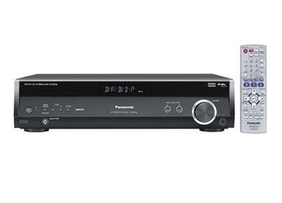 Panasonic SA HR 45 EG K Heimkino-Receiver schwarz