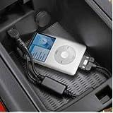 BMW Idrive Ipod Iphone Ipad Xtenzi Cable Adapter Usb Aux Mini Cooper Maserati Lead Wire Cord Ref # 61120440796 or 61120440812