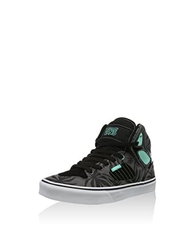 Vans Hightop Sneaker Y ALLRED (STENCIL) BLACK