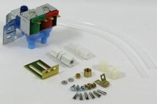 Solenoid Inlet Water Valve Kit For 4318046 Select Kenmore Refrigerators (Kenmore Refrigerator Water Inlet compare prices)