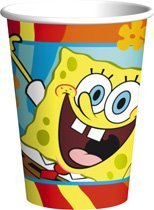 SpongeBob Paper Cups, 8ct