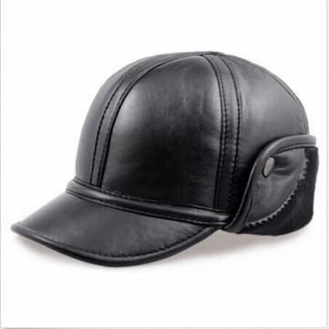 bheema-en-cuir-hommes-bonnet-en-polaire-hiver-conduite-plat-chaud-chapeau-doreille-avec-doublure-en-
