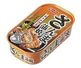 ニッスイ さんま蒲焼(缶詰) 100g