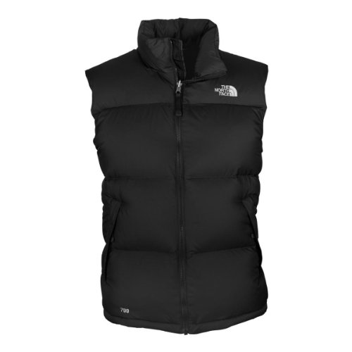 The North Face Mens Nuptse Classic Vest - Black Small