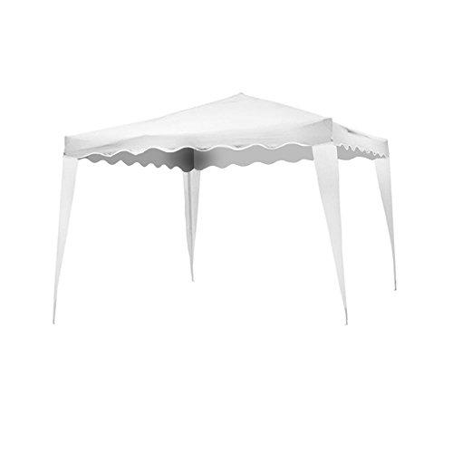 Gazebo bianco in polyestere 2x3 mt - Art. 787/1B