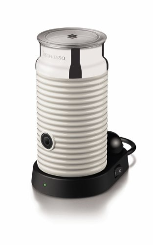 Nespresso 3194 Aeroccino and Milk Frother (White)