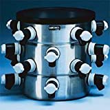 Labconco Drying Chambers; 16 Ports (13 in. Dia.)