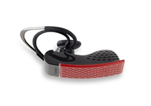 Aliph Jawbone Noise Shield Bluetooth Headset- Red