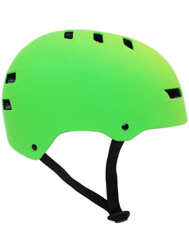 Globe Helm Free Ride Helmet, highlighter lime, L/XL (59 cm), 12025001