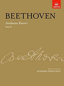 Andante Favori Woo 57 Ed Howard Ferguson Signature Series Abrsm from OUP Oxford