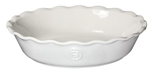 Emile Henry Made In France HR Modern Classics Pie Dish, 9