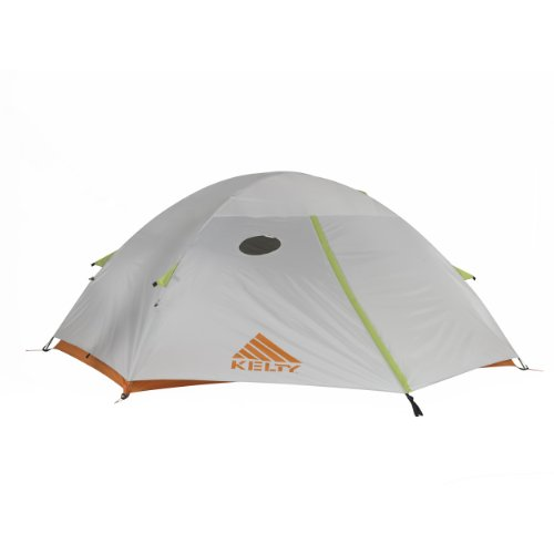 kelty-gunnison-1-person-3-season-lightweight-tent-grey-orange-apple-green