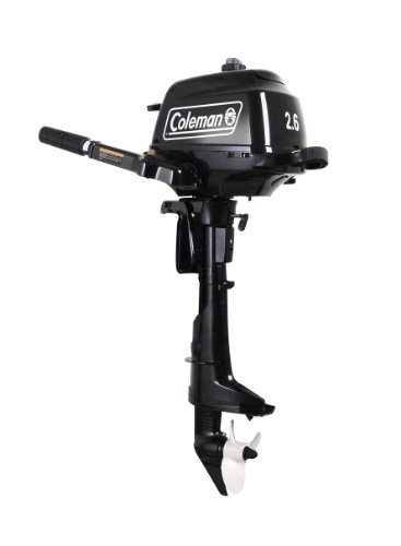 Best Price Coleman 2 6hp Manual Start Outboard Motor