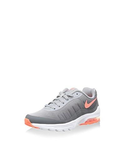 Nike Sneaker W Air Max Invigor Print [Grigio/Arancione/Bianco]