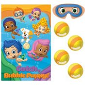 Bubble Guppies Party Game-2Pack