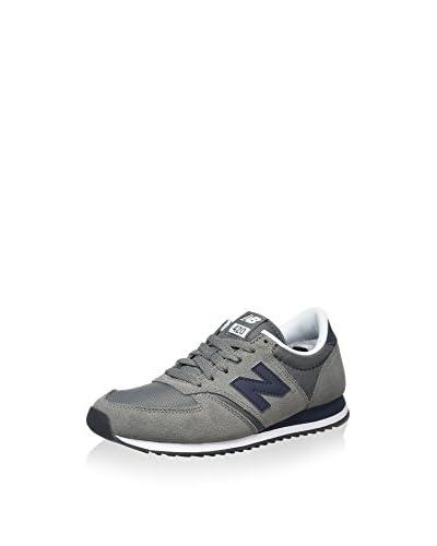 ZZZ-New Balance Zapatillas Gris
