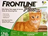 Frontline Plus for cats and kittens 8 weeks or older 6 Doses