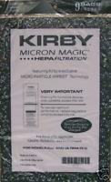 Kirby G6 Generagtion Bags, Pack of 9 - Brought to you by BuyParts (Kirby Vacuum Bag 197301 compare prices)