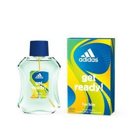 Adidas eau de toilette get ready 100ml- (for multi-item order extra postage cost will be reimbursed)