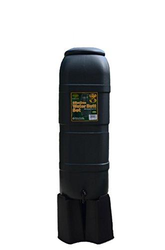 Bosmere-K750-Slim-Rain-Barrel-with-Stand-26-Gallon