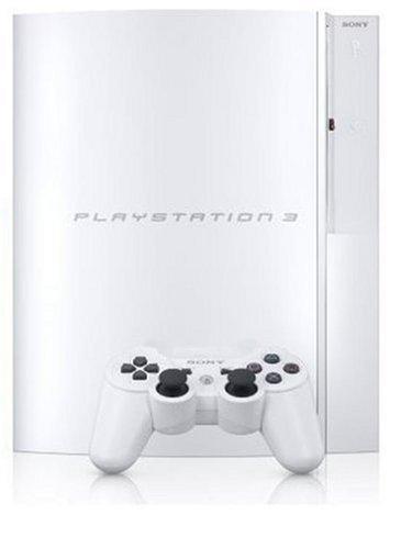 PLAYSTATION 3(40GB) セラミック・ホワイト