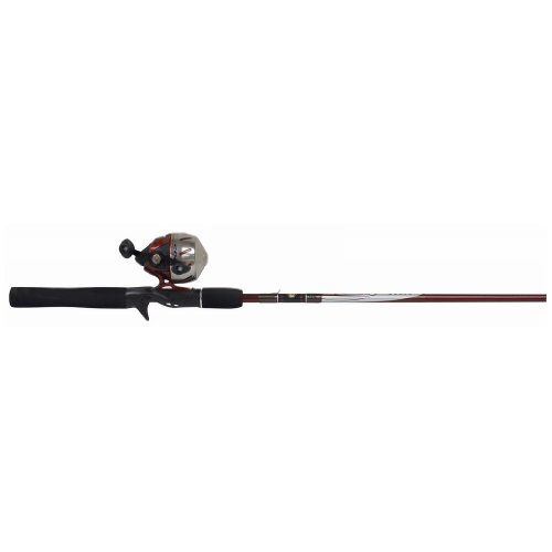 Zebco Stainless Steel 101 Spincast Rod and Reel Combo