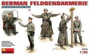 1:35 MINIART GERMAN FELDENDARMERIE FIGURES KIT 35046