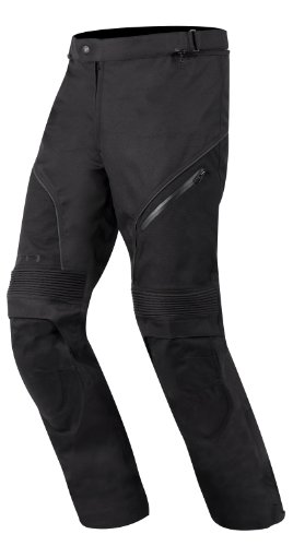 NEW ALPINESTARS AST-1 WP/WATERPROOF PANTS, BLACK, LARGE