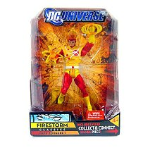 DC Universe Classics Series 2 Action Figure Firestorm [White]