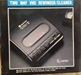 Two Way VHS Rewinder / Cleaner