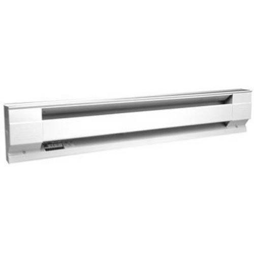 Cadet Manufacturing 05532 120-Volt White Baseboard Hardwire Electric Zone Heater, 750-Watt, 6.25-Amp, 36-Inch