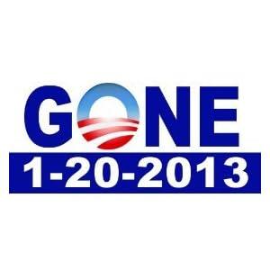 obama gone in 2013