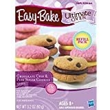 Easy Bake Oven Chocolate Chip & Pink Sugar Cookies Mixes 3.2 oz
