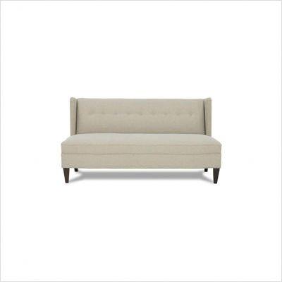 Rowe Furniture H500-000 Caren Mini Mod Sofa Settee