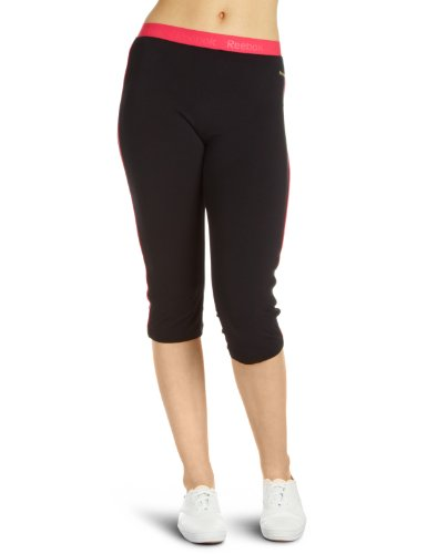 Reebok Women's Trousers - Black, Large