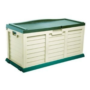 BillyOh Plastic Garden Storage Box with Wheels
